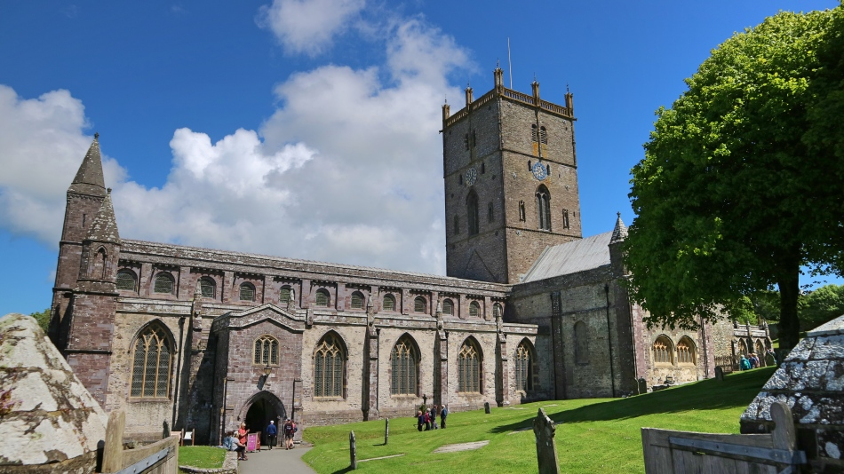 St Davids Cathedral, Wales