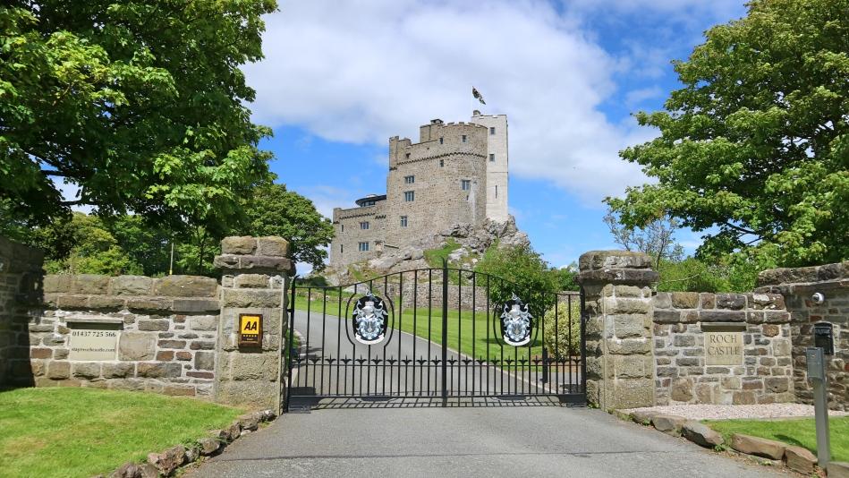 Rich Castle, Pembrokeshire Coast