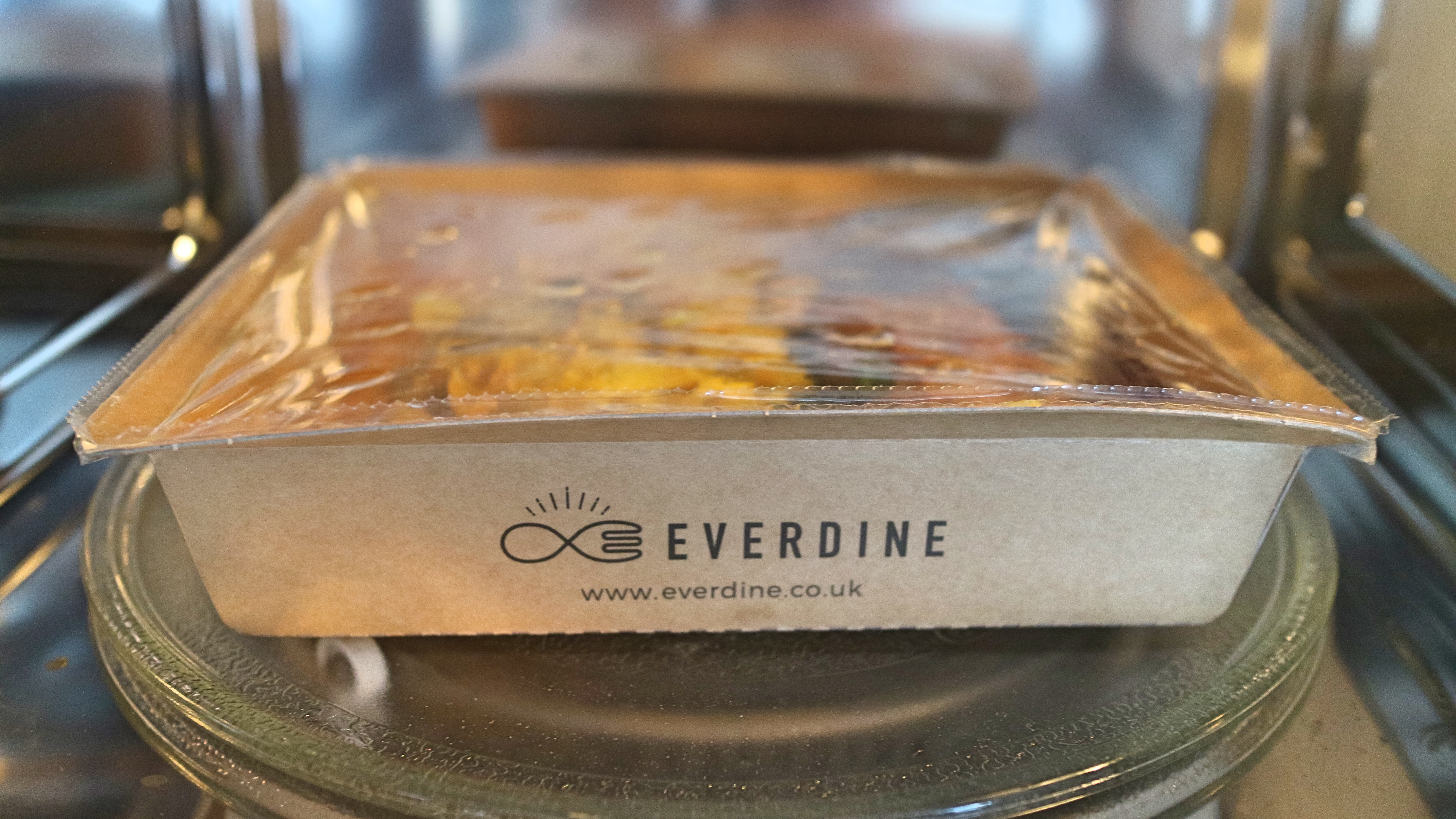 Microwaving meals from Everdine