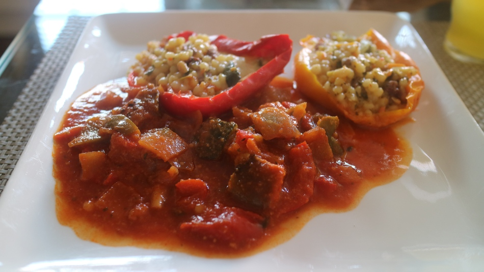 Stuffed Peppers from Everdine