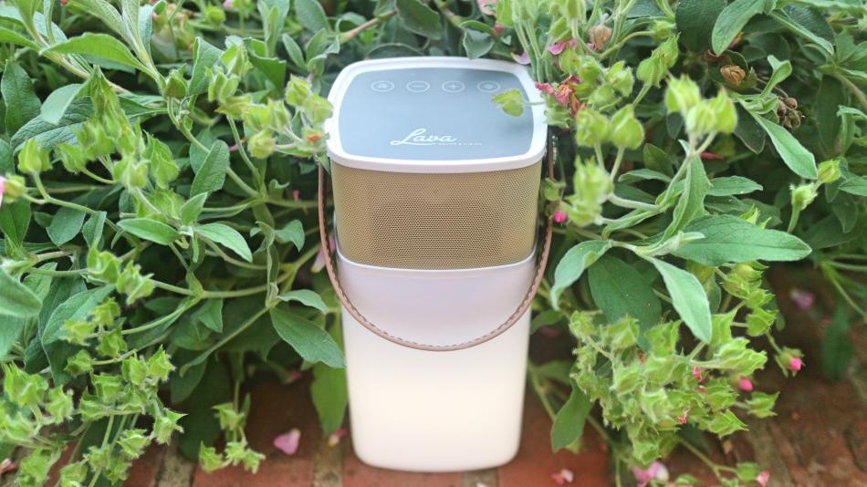 Lava Portable Speaker
