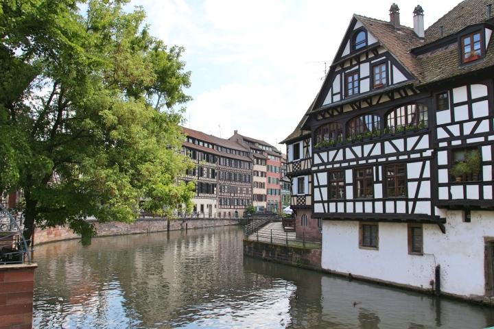 Ls Petite France, Strasbourg, France