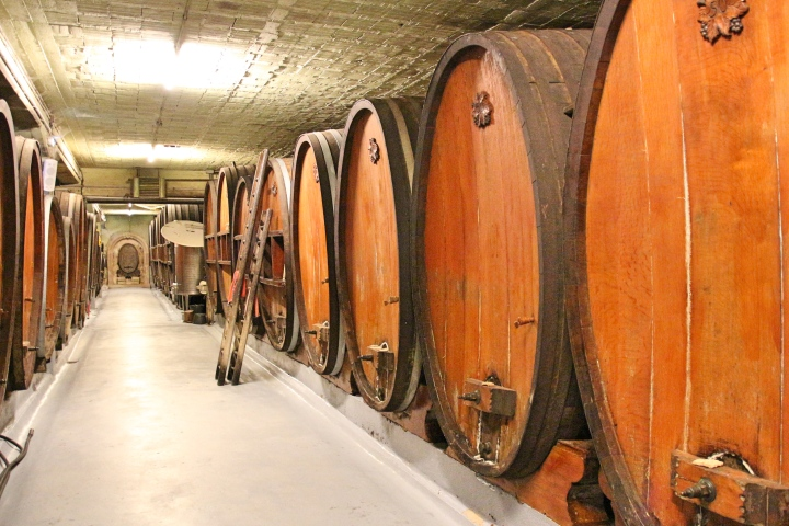 Wine Tasting, Alsace, France