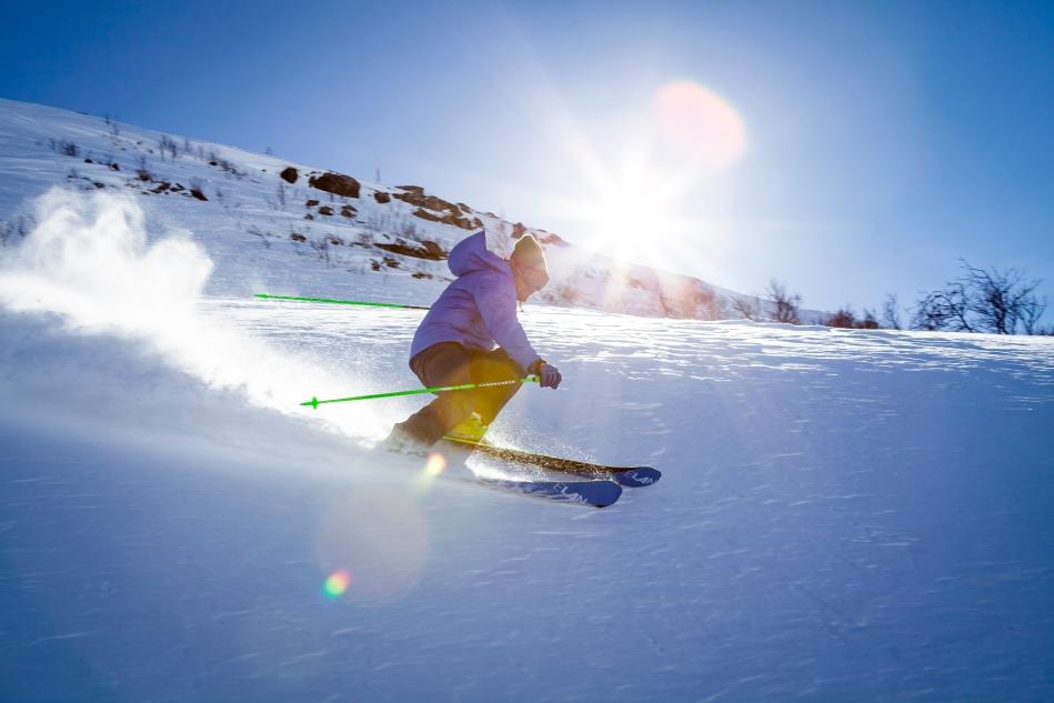 Colorado Skiing, USA