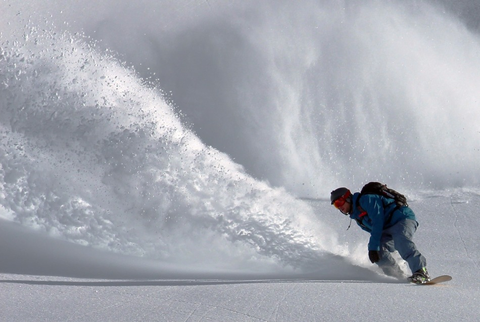Snowboarding Adventure