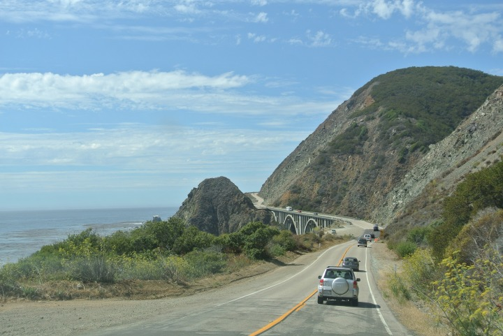 Pacific Highway, California