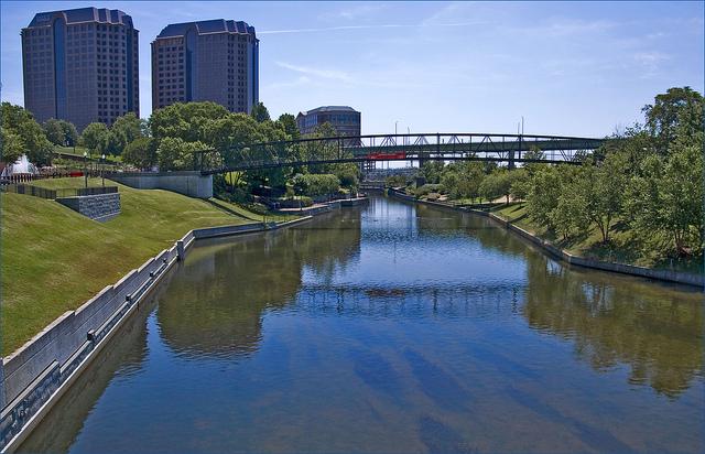 Canal Walk, Richmond, Virginia
