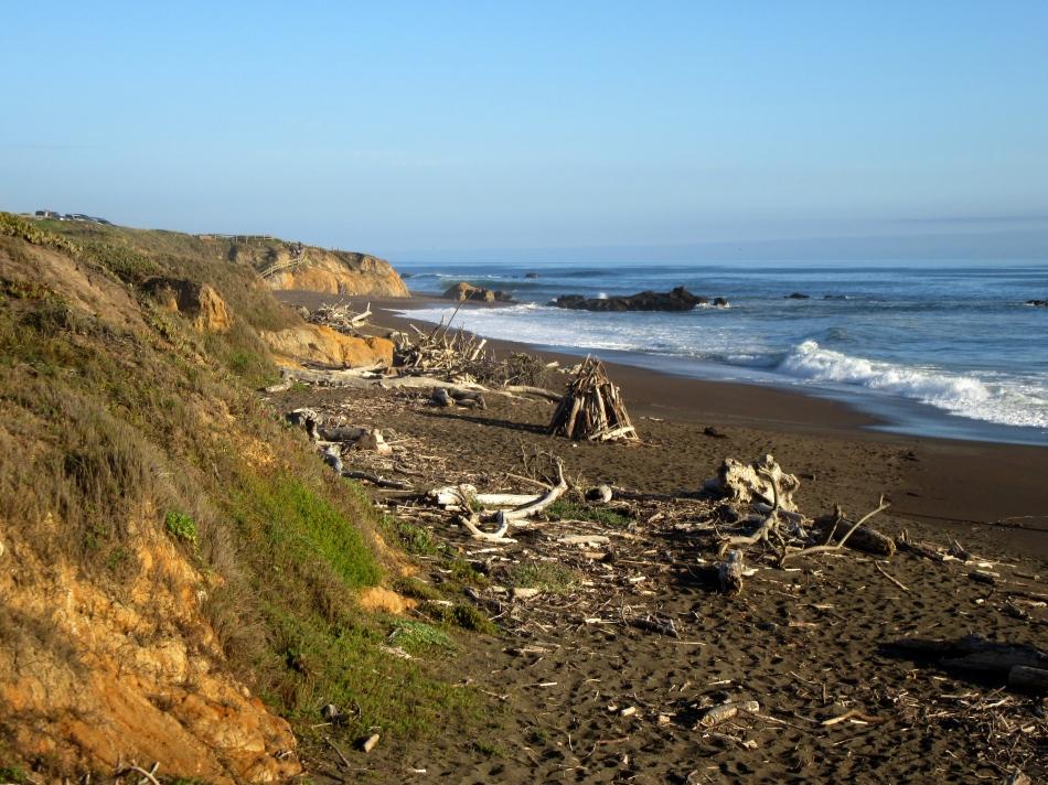 Cambria Beach, California