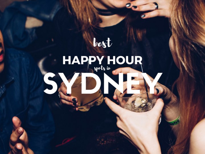 Australia: Where to Have the Best Happy Hour inSydney