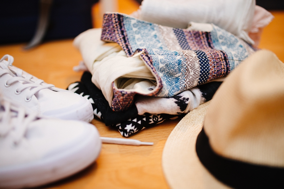 Packing for Honeymoon
