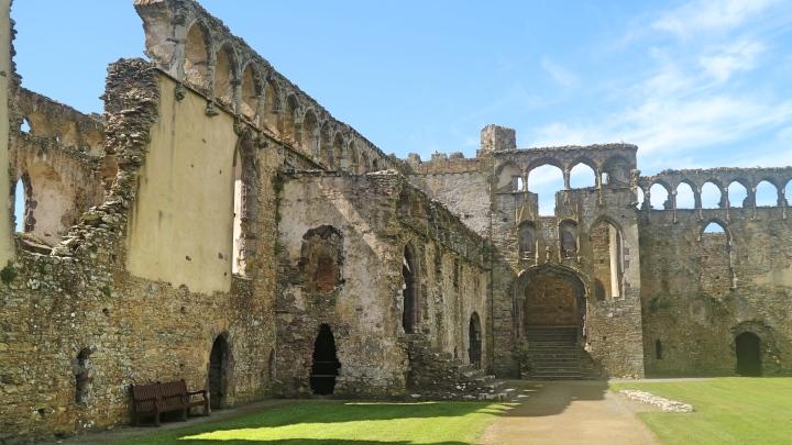 St Davids Bishops Palace, Wales