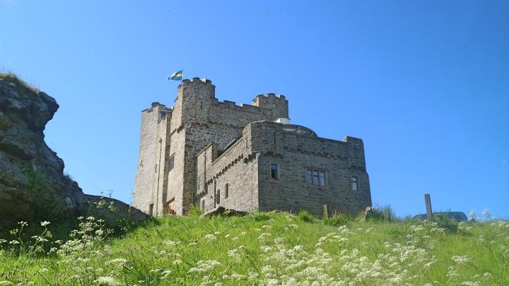 The Stunning Roch Castle, Pembrokeshire Coast, Wales