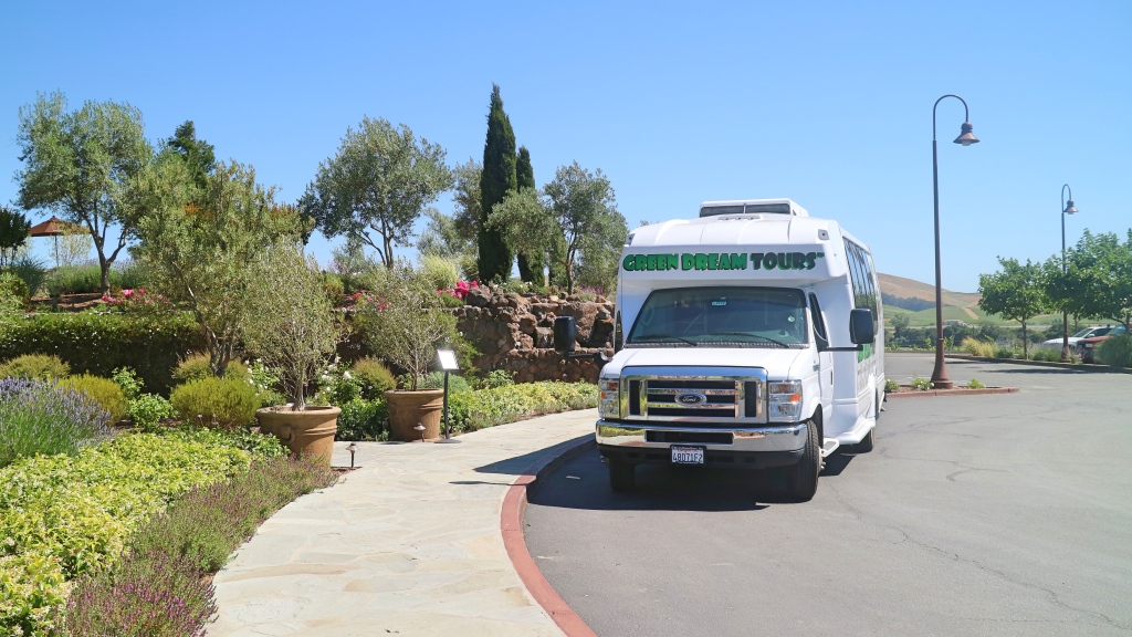 Green Dream Tours, Sonoma and Napa Tour, California, USA