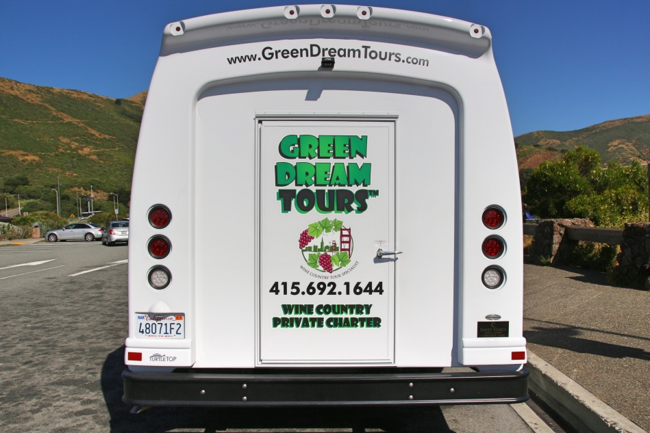 Green Dream Tours, San Francisco, California, USA