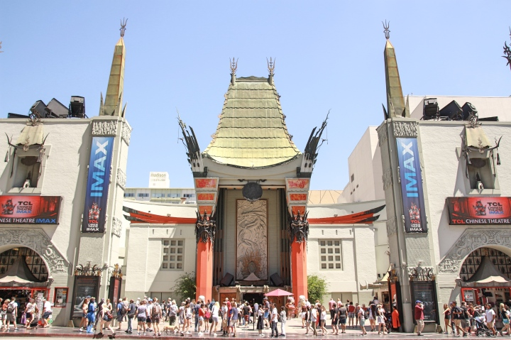 TCL Chinese Theatre, Hollywood, LA, California, United States