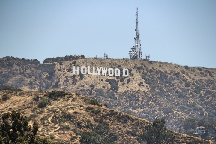 Hollywood SIgn, LA, California, United States