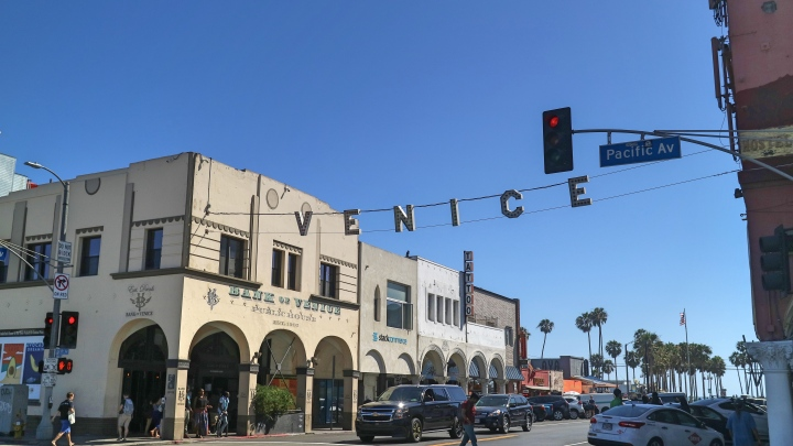 Venice Beach, LA, California, United States