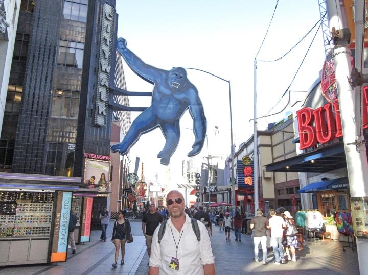Universal CityWalk, LA, California, United States