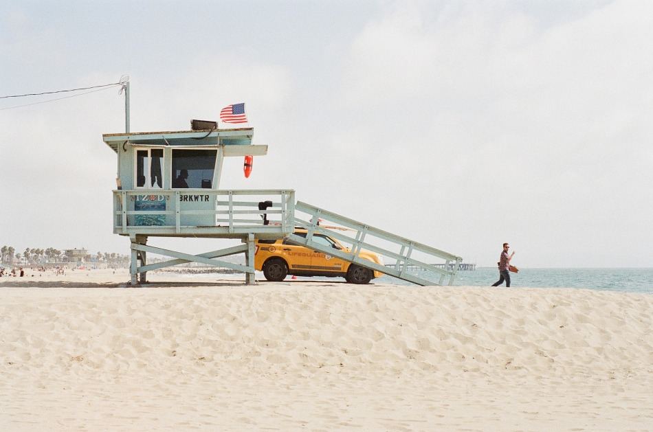 Lifeguard California