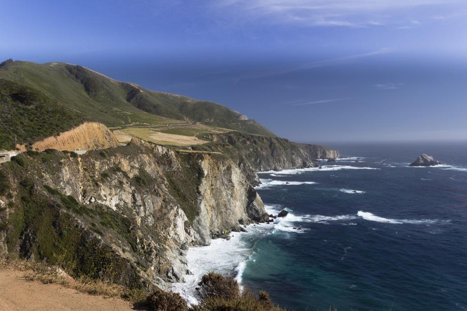 The Big Sur, California