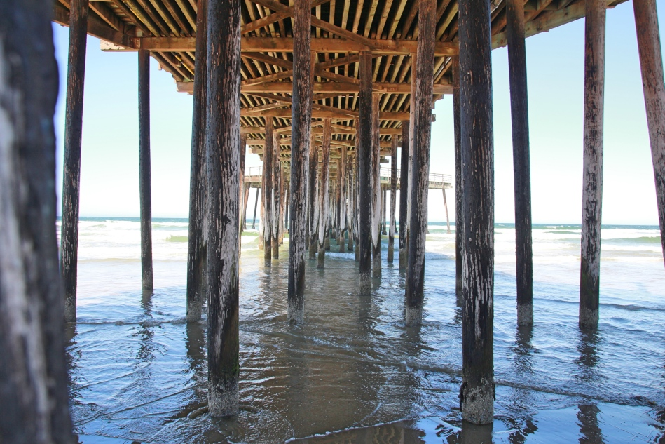 Pismo Beach Pier, California