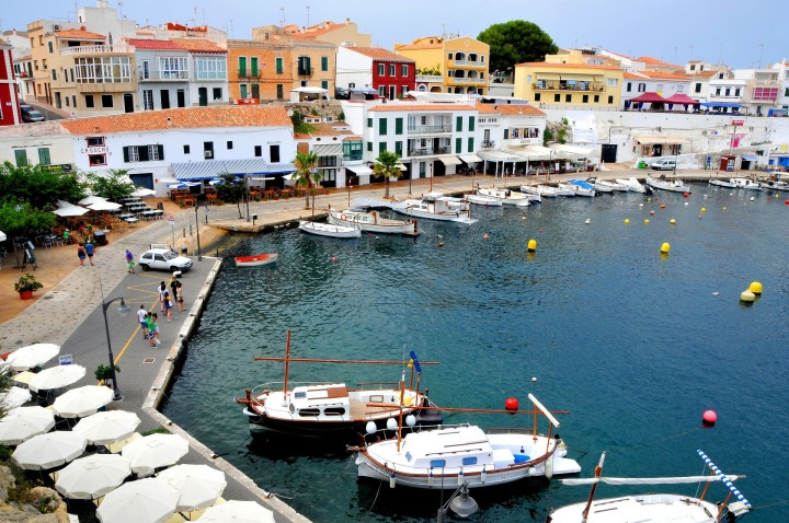 Menorca Vs Mallorca