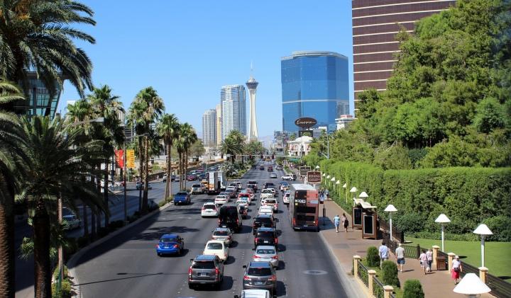 Las Vegas Strip, Nevada, USA
