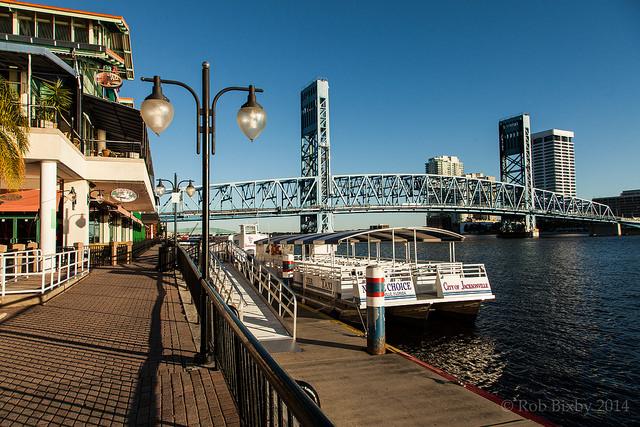 waterfront Jacksonville