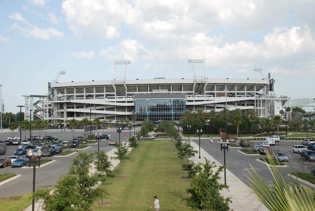EverBank Field, Jacksonville, Florida