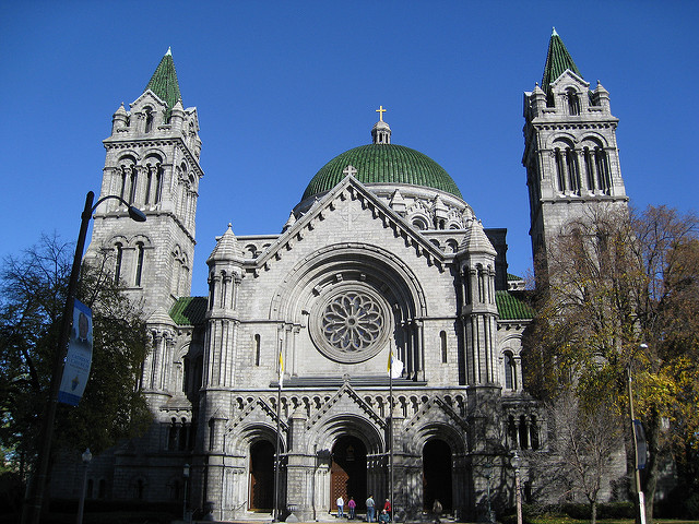 Cathedral Basilica of St. Louis, Missouri, USA