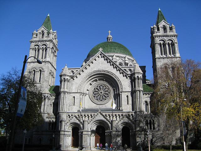 Cathedral Basilica of St. Louis, Missouri, USA