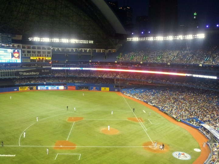 Blue Jays Baseball, Toronto