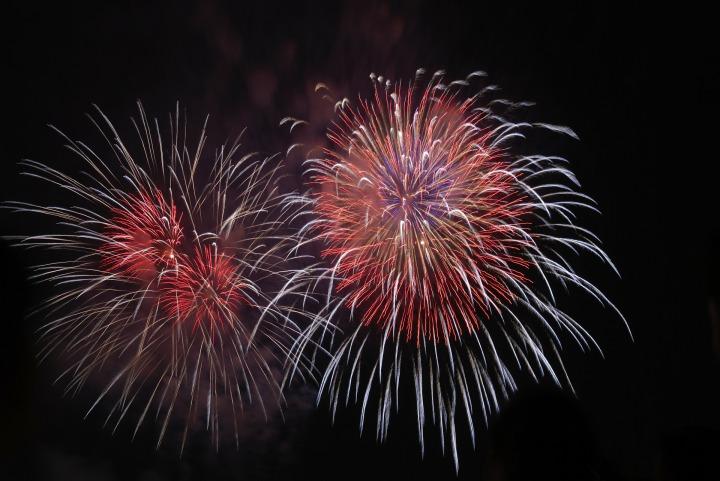 Firework Festival, Vietnam