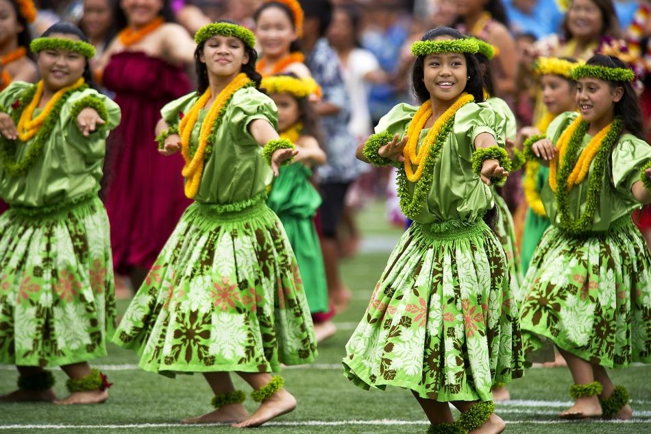 Hawaiian Luau, USA