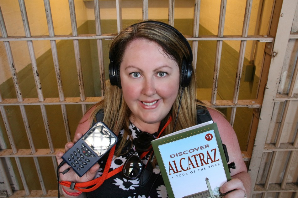 Audio Tour Alcatraz