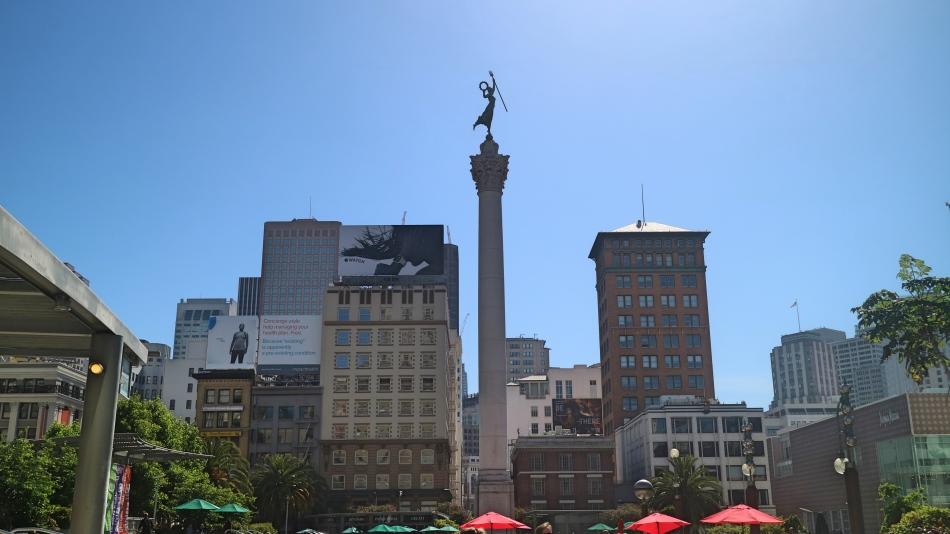 Union Square, San Francisco, USA