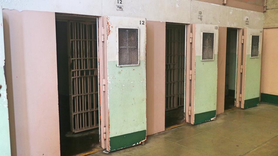 The Hole, Alcatraz