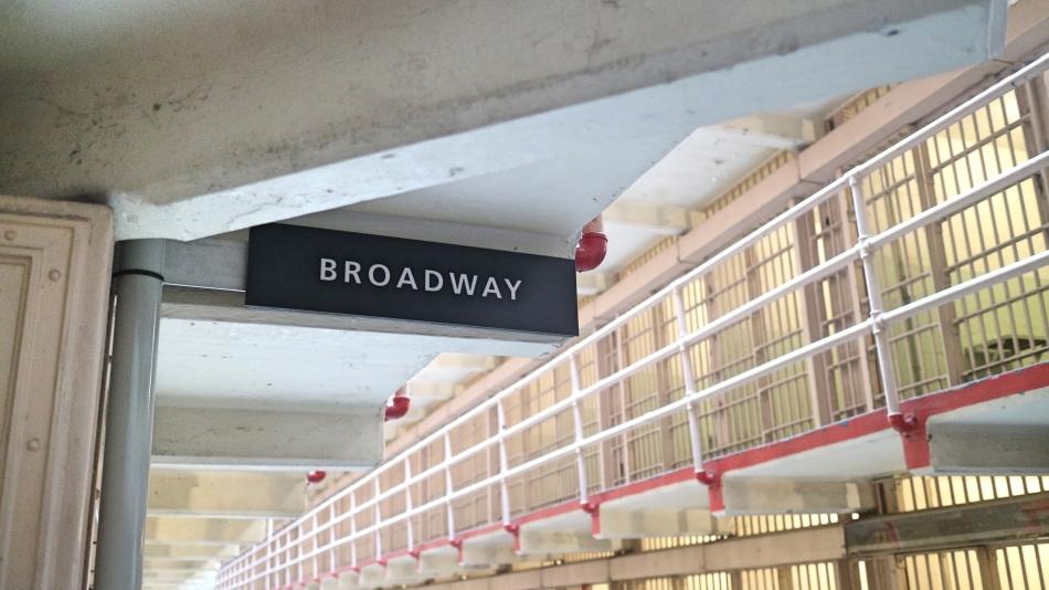 Broadway Alcatraz