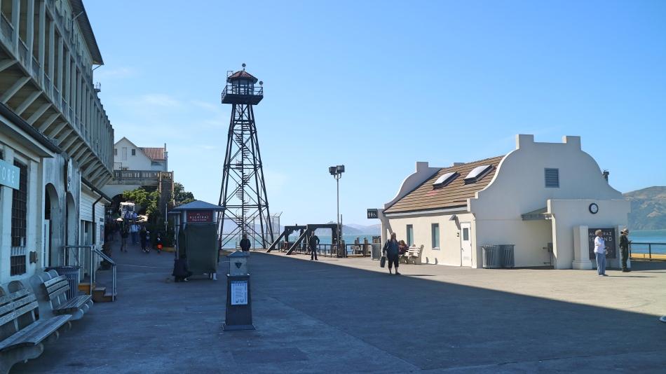 Courtyard Alcatraz