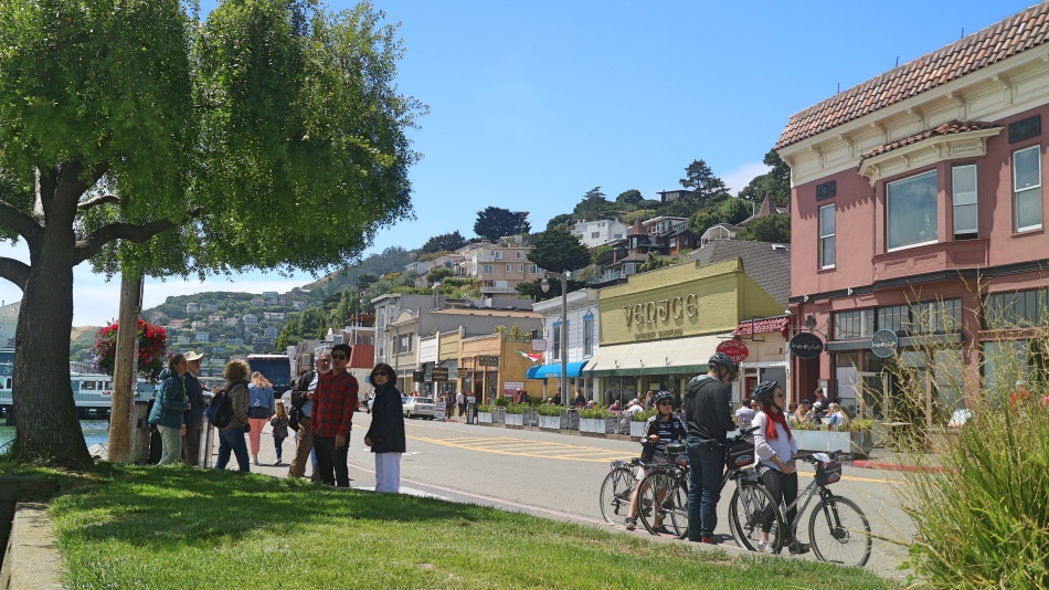 Sausalito with Big Bus Tours, USA