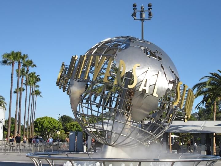 Universal Studies, Hollywood, LA