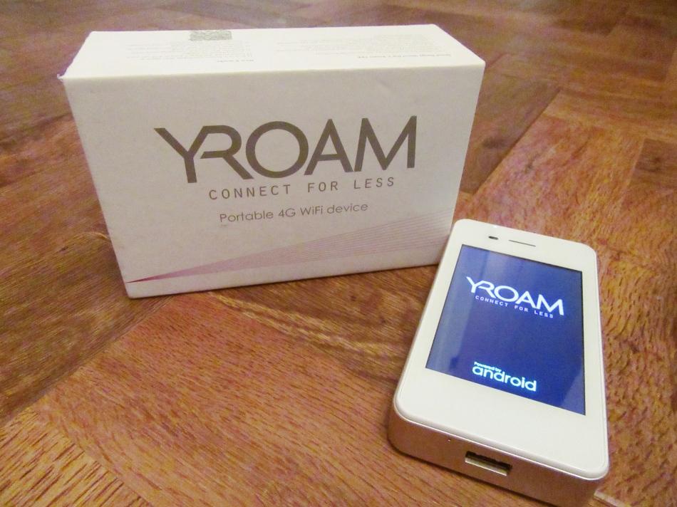 YRoam and Box