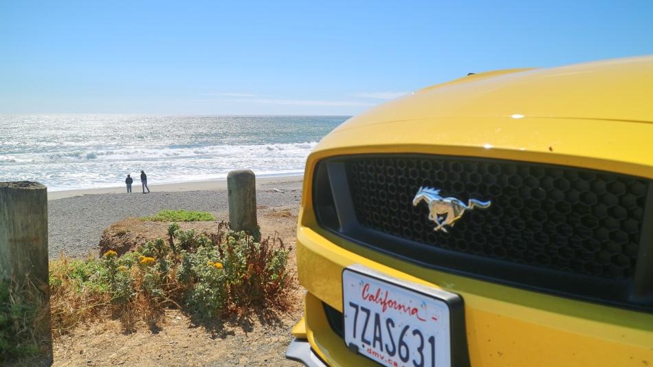 Car Hire in California