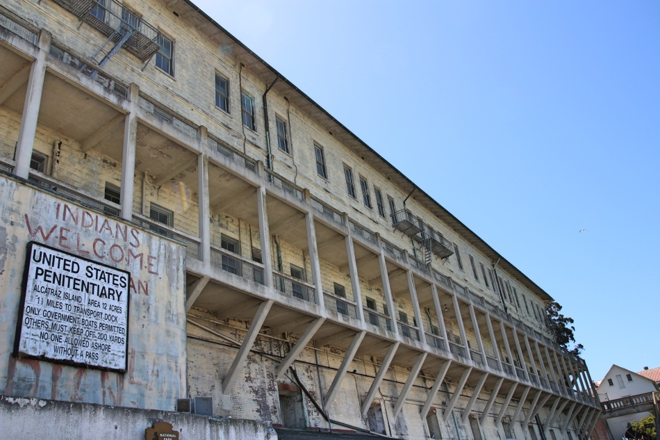 Welcome to Alcatraz