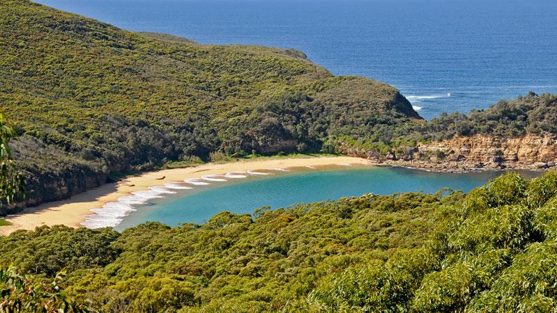 Maitland Beach, Sydney, Australia