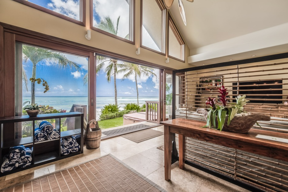Oahu Beachfront Rental