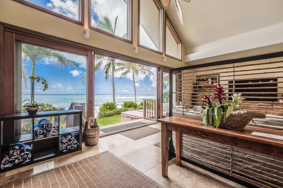Oahu Beachfront Rental