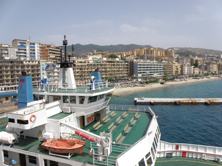 Sicily Port, Sicily, Italy