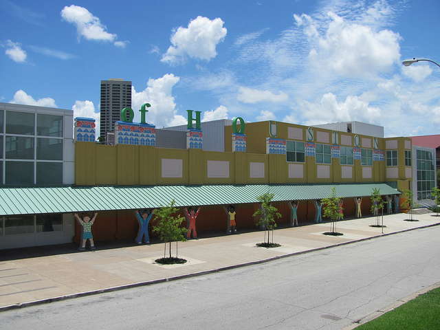 Children's Museum, Houston, Texas