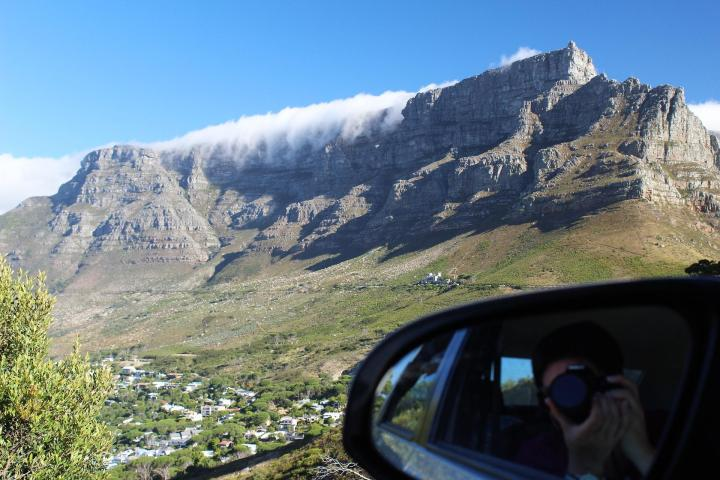 Day Trip from Cape Town, South Africa
